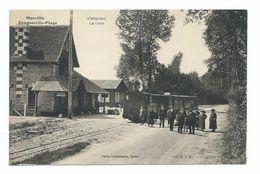 Merville Franceville-Plage  La Gare - France