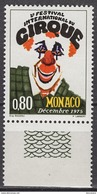MONACO 1975 -  N° 1039 - NEUF** - Monaco