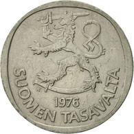 Finlande, Markka, 1976, TTB+, Copper-nickel, KM:49a - Finlande