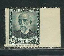ESPAGNE N° 501 A ** - 1931-Today: 2nd Rep - ... Juan Carlos I