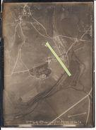 Marq Ardennes Vue Aérienne Française Spa 23 Hopital Convoi Aérodrome Allemand  7/7/18  Poilu 14-18 WWI Ww1 1wk 1914-1918 - Guerre, Militaire