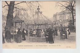 RT29.925  PARIS.SCENES PARISIENNES.AUX CHAMPS-ELYSEES.LES CHEVAUX DE BOIS.PARIS 13e  .N°715 ND. Phot. - France