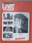 CHRONIQUES DE L'ART VIVANT N°1 NOVEMBRE 1968 : MARCEL DUCHAMP - Autres