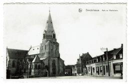 Denderleeuw - Kerk En Marktplein - Uitg. Drukkerij Sint-Amandus - 2 Scans - Denderleeuw