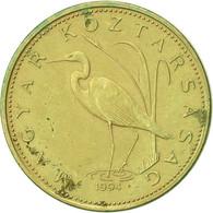 Hongrie, 5 Forint, 1994, Budapest, SUP, Nickel-brass, KM:694 - Hongrie