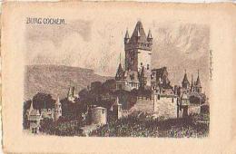 Cochem    349          Burg Cochem - Cochem