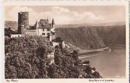 Loreley   407          Burg Katz - Loreley