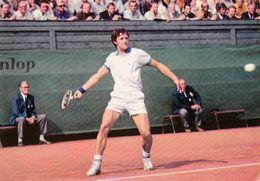 TENNISMAN : JAN KODES - VAINQUEUR à WIMBLEDON En 1973 - EX- TCHÉCOSLOVAQUIE / EX- CZECHOSLOVAKIA : PRAGUE - 1973 (w-669) - Tennis