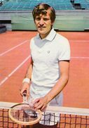 TENNISMAN : JAN KODES - VAINQUEUR à WIMBLEDON En 1973 - EX- TCHÉCOSLOVAQUIE / EX- CZECHOSLOVAKIA : PRAGUE - 1973 (w-670) - Tennis