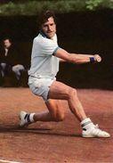 TENNISMAN : JAN KODES - VAINQUEUR à WIMBLEDON En 1973 - EX- TCHÉCOSLOVAQUIE / EX- CZECHOSLOVAKIA : PRAGUE - 1973 (w-671) - Tennis