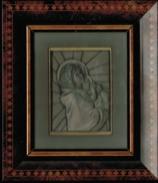 Cadre Vierge Et L' Enfant - Argent 925 - Argenterie