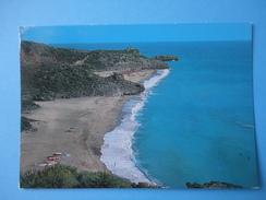 Marina Di Camerota - Salerno - Cala D'Arconte - Salerno
