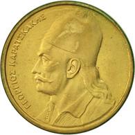 Grèce, 2 Drachmes, 1984, TTB+, Nickel-brass, KM:130 - Grèce