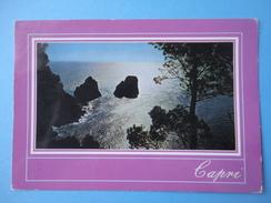 Capri - Napoli - Controluce - I Faraglioni - Controluce