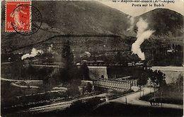 CPA   Aspres-sur-Buech (Hte-Alpes) - Ponts Sur Le Buech  (454005) - France