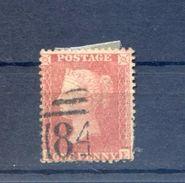 UK MiNr 8 Used (14768) - 1840-1901 (Victoria)