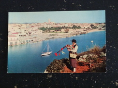PORTO CRISTO MAJORQUE MALLORCA ILES BALEARES CORNEMUSE - Mallorca