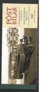 1996 MNH Iceland, Booklet Postfris - Cuadernillos/libretas