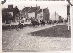 Foto Luttre Liberchies Direction Viesville Viesvilles Charleroi Wehrmacht Deutsche Soldaten 2.Weltkrieg - Belgium