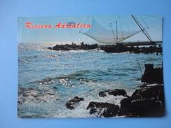 Riviera Adriatica - Controluce - Mareggiata - Controluce