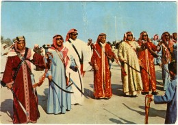 KUWAIT  Al-Ardha Dance - Kuwait