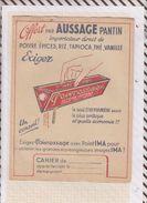 799 PROTEGE CAHIER AUSSAGE POIVRE EPICES RIZ TAPIOCA THE VANILLE - Chemist's