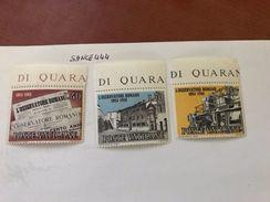 Vatican City Osservatore Romano Mnh 1961 - Unused Stamps