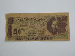 200 - HAI TRAM DÖNG 1950  - VIET-NAM   ***** EN ACHAT IMMEDIAT ***** - Vietnam