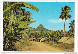 "Mayotte - Vue Le ""Choungui"" - Mayotte"