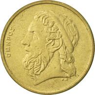 Grèce, 50 Drachmes, 1992, SUP, Aluminum-Bronze, KM:147 - Grèce