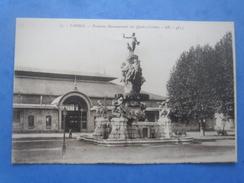 65-TARBES Fontaine Monumentale Des Quatre-Vallées - Tarbes