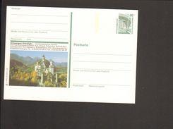 BRD Bildpostkarte  P 151 1993 Schwangau / Ostallgäu Ungebraucht Sehr Gute Erhaltung - [7] Federal Republic