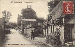 CPA Village Des Ponts Neufs (103483) - France
