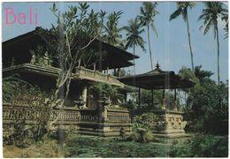 INDONESIA - 19?? - 3 X 100 + 500 Swasembada Pangan - Bali - Art Center - Viaggiata Da Tuban, Badung  Per Six-Fours-les-P - Indonesien