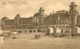BLANKENBERGHE - Le Casino - Blankenberge
