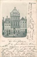 """MALINES - Maison """"Le Saumon"""" - Mechelen"""