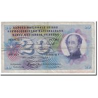 Suisse, 20 Franken, 1969, KM:46q, 1969-01-15, TB - Suiza