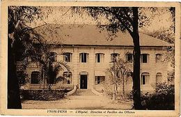 Cambodge Indochina CPA Pnom-Penh - L'Hopital - Direction Et Pavillon (193956) - Cambodia