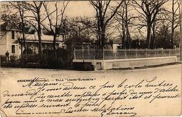 CPA Andernos-Villa Louise Elisabeth (27790) - France