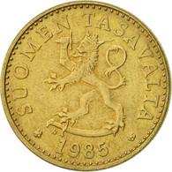 Finlande, 20 Pennia, 1985, SUP, Aluminum-Bronze, KM:47 - Finlande