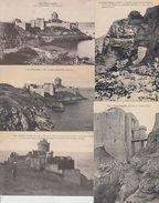 CAP FREHEL COTES D'ARMOR (DEP.22) BRETAGNE 47 Cartes Postales 1900-1940 - Cap Frehel