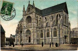 CPA RENNES Eglise Notre Dame De Bonne Nouvelle (322223) - Rennes