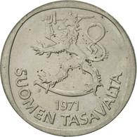 Finlande, Markka, 1971, SUP, Copper-nickel, KM:49a - Finlande