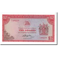 Rhodésie, 2 Dollars, 1979, KM:39b, 1979-05-24, NEUF - Rhodésie