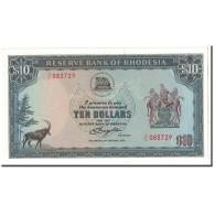 Rhodésie, 10 Dollars, 1979, KM:41a, 1979-01-02, NEUF - Rhodesia