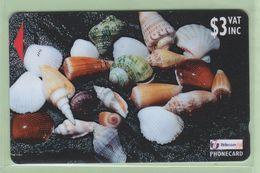 Fiji - 1998 Sea Shells - $3 - FIJ-137 - VFU - Fiji