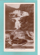 Old Postcard Of Charlotte Falls,Sierra Leone.Y43. - Sierra Leone