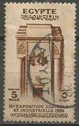Egypt - 1936 Cairo Exhibition 5m Used          SG 240  Sc 198 - Egypt