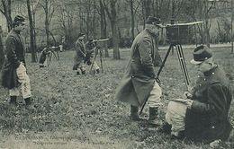 CPA Suresnes (Dep.92) Télégraphie Militaire (44384) - Suresnes