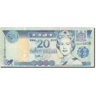 Fiji, 20 Dollars, 2002, KM:107a, Undated (2002), NEUF - Fidji